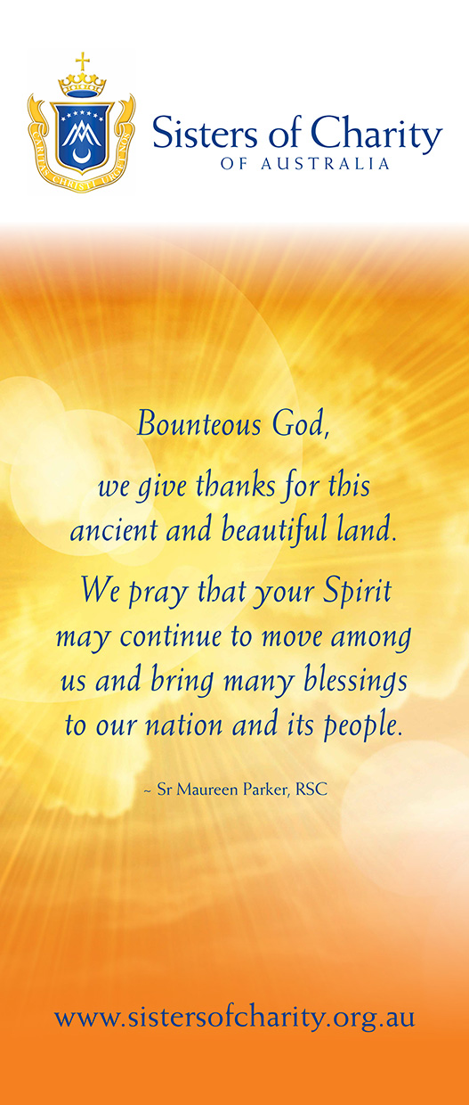 Prayer for Australia and its people
